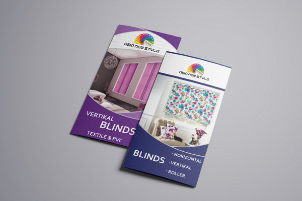 Blinds Flyer Design